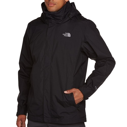 schwarze north face jacke ultras