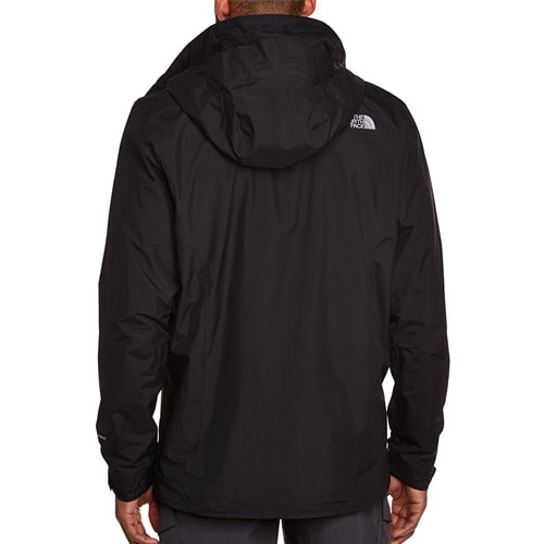 HW17, The North Face, Jacke, Windjacke, Hardshelljacke, Wasserfest, Evolve, Schwarz