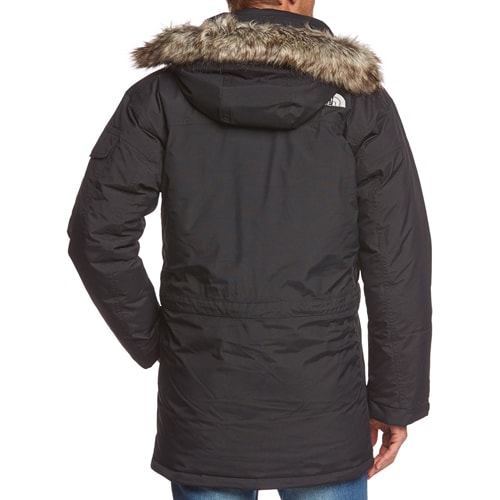 HW17, The North Face, Jacke. Parka, Winterjacke, McMurdo, Schwarz, Kapuze, Fell, Pelz