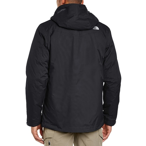 b5b90d629f HW17, The North Face, Jacke, Windjacke, Wasserfest, Solaris, Schwarz